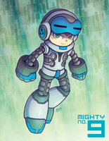 MIGHTY NO 9 by marcotte