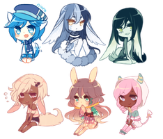 Bebe Chibi Compilation by niaro