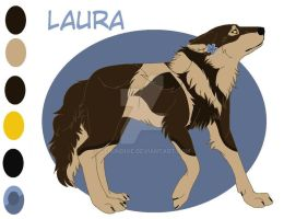 Laura 2018/2019 Ref by Arizonastraydog