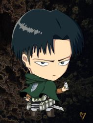 Protector Levi by lilman101