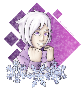 [Exchange] Winter Headshot - Jordy Blythe by BlackwoodSun-Studio