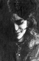 Rory Gallagher by KingVahagn