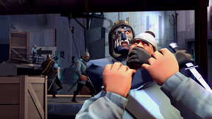 Dishonored (TF2) by MisterMisteroO