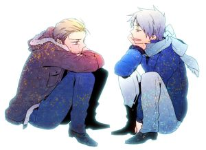 By Photo Congress || Germany X Reader X Prussia Lemon Fanfiction