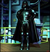 Lord Darth Vader by Hera-of-Stockholm