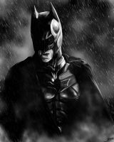 The Dark Knight Rises by GiovaBellofatto