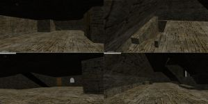 House with stairs inside Part1 by DennisH2010