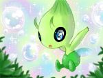 Bubbly Celebi by AmandaMandaPanda