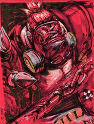 Roadhog RED by ChrisVisions