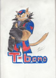 T-bone by Loganleopard