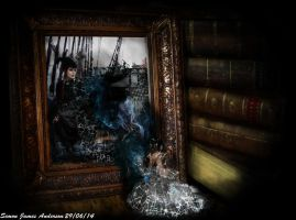 A Forgotten Memory by asteampunk