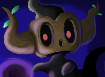 Phantump by CranioDeDragao