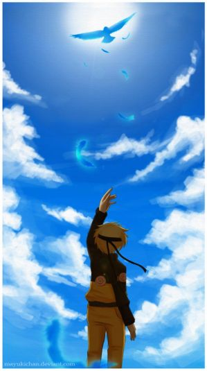 Naruto Blue Bird Eng Original Lyrics By N Trace On Deviantart