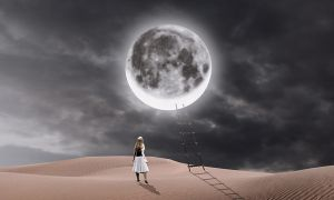StairsToTheMoon by MauriceNo