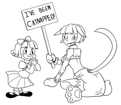 What a CATastrophe! by Rinonno