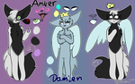 Amber- 2017 Reference by NebuIilac