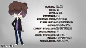 Allen [FNAFHS] (? by olivgale