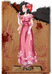 [ADL] Mlle Rose (pnj cible) by lindividulouche