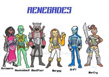 Renegades by 12for12