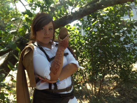 AOT Cosplay by CookieBear2424