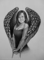 Angel by Eluany