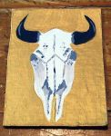 Bison Skull by mintdawn