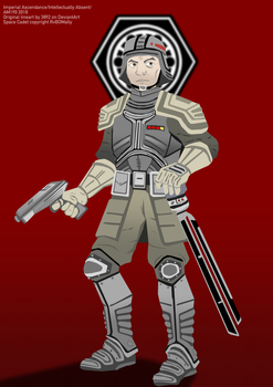Imperial Army Commander by Imperial-Ascendance