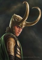 Loki by marurenai