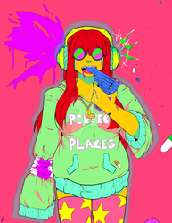 Perfect Places by WeirdDayArt