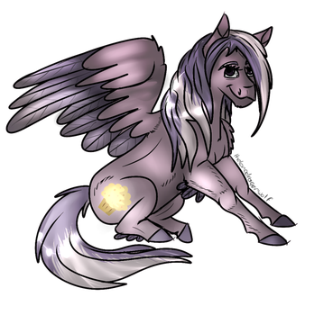 Art Trade :PieIsAwesome3123: by thelonedragonwolf