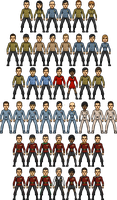 Star Trek TOS by SpiderTrekfan616