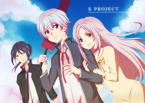 K Project by hachikurooo