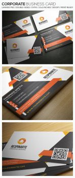 Corporate Business Card - RA85 by respinarte