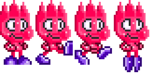 Sprite sheet Unnamed oc by Ouchihitme