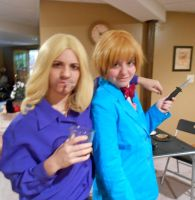 APH: 2p France and 2p England by crazygirl2015