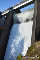 Cleveland Dam Spillway by sweetcivic