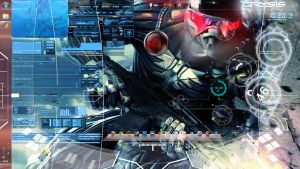 Desktop theme Crysis Rainmeter by ShabaazKhan