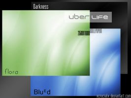 Uber Life Wallpaper by xCrucialx