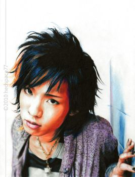 Hiroto - Fighting Temptations by hedspace77