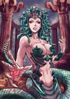 The Medusa by wkw07