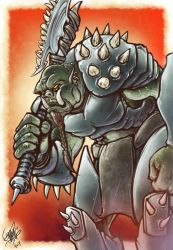 Orc by phix701