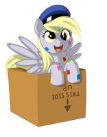 Whats in the box? by Kloudmutt