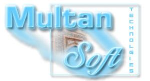 Multansoft Logo by zamir