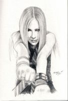 Avril by dhoang