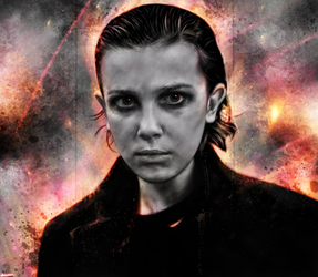 Stranger Things 2 - Eleven by p1xer