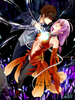 Guilty Crown by Cygnetzzz
