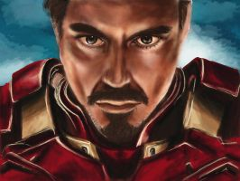 Iron Man by littlesusie2006