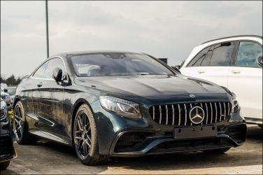 Mercedes-Benz S63 AMG Coupe by apple-yigit-jack