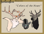Colors of the Heart - mutation by B3AR-CH13F