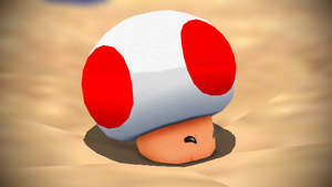 Toad Mouth Deep In Quicksand by HugoSanchez2000